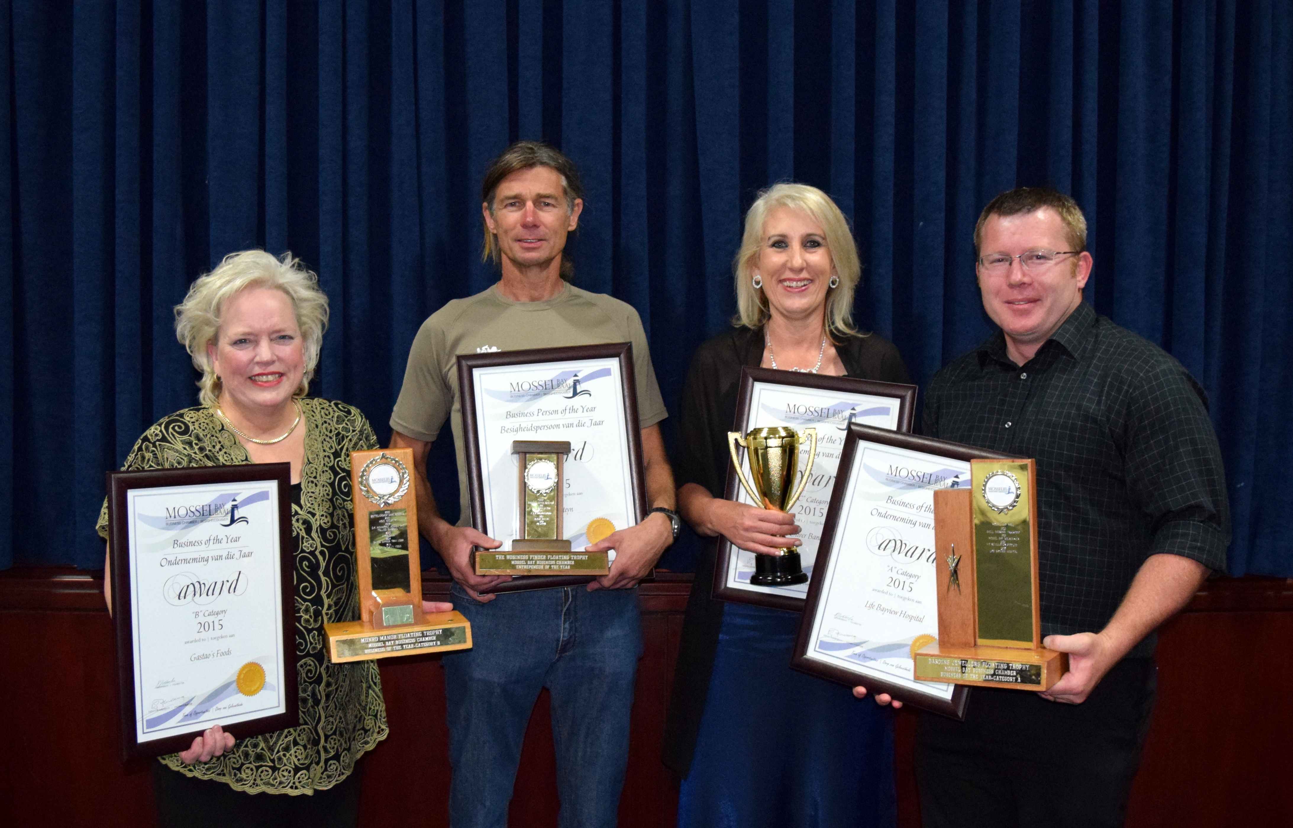 business of the year mossel bay