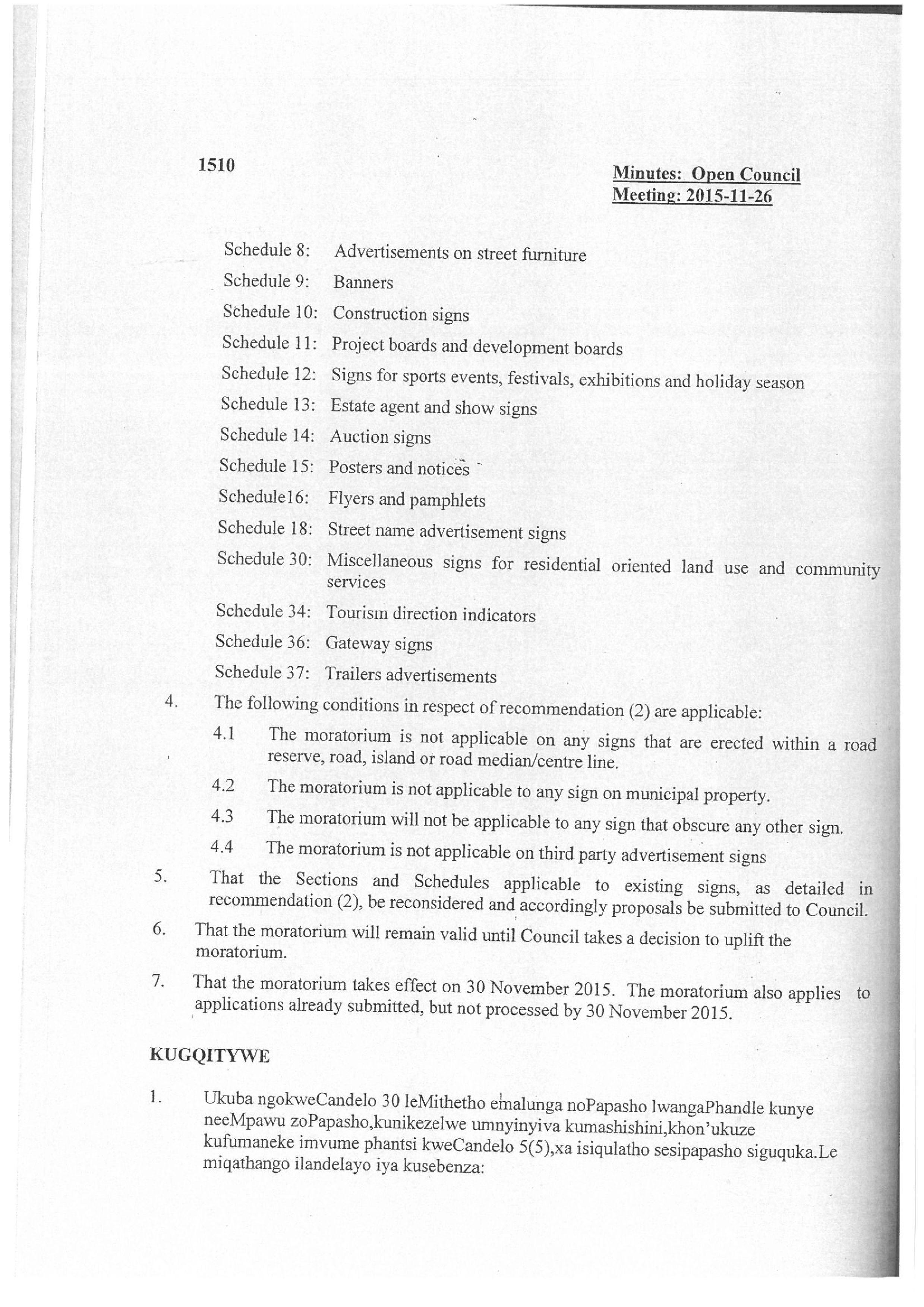 Mossel Bay Chamber beleid_3
